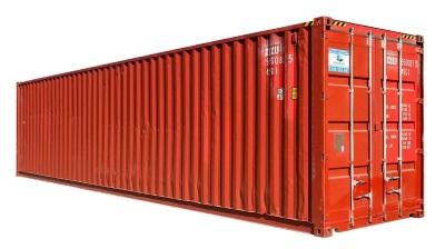 Грузовая единица — контейнер