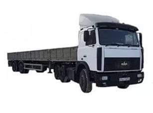 Бортовые автомобили с длиной кузова от 5-ти до 15-ти метров